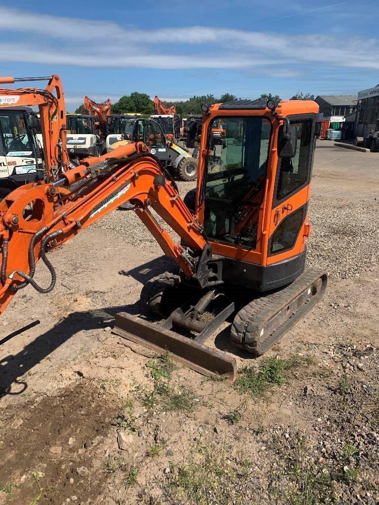 Doosan DX 27 Z, Mini digger, Construction Equipment