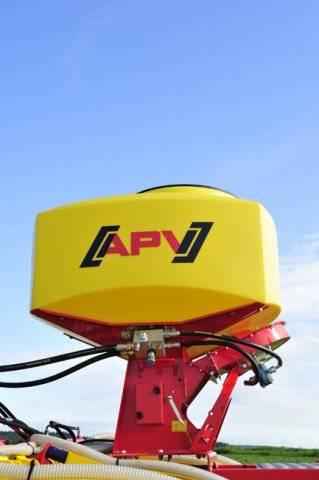 APV Sägerät PS 200 M1, Autre semoir agricole, Agricole