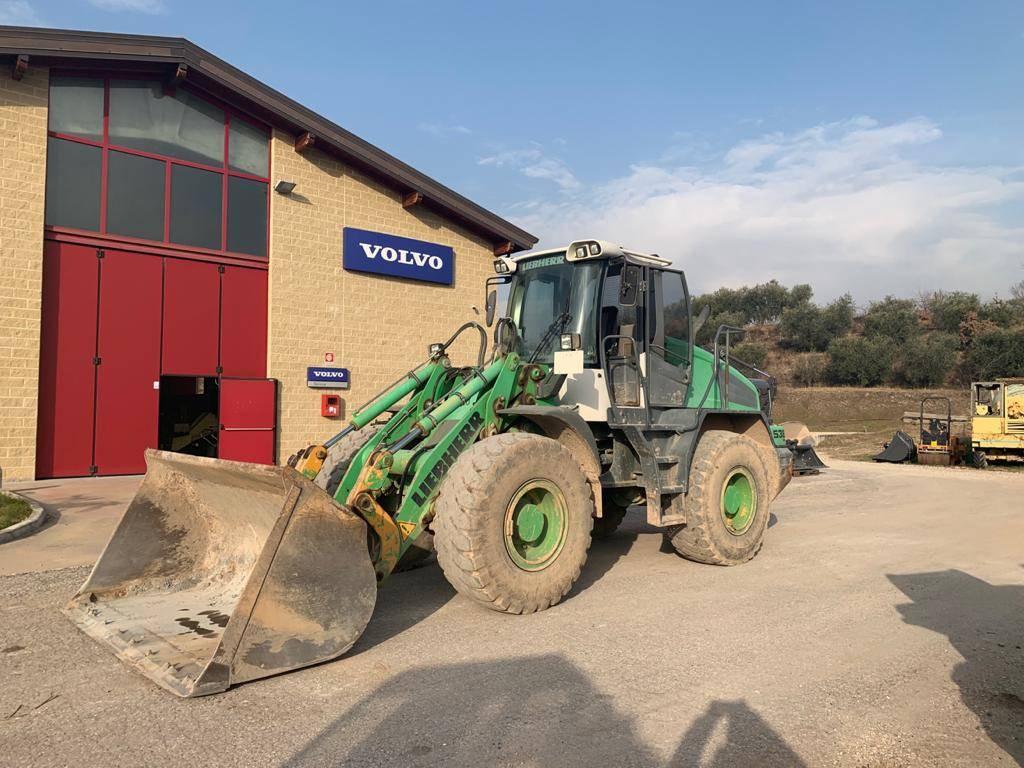 Liebherr L 538, Wheel Loaders, Construction Equipment