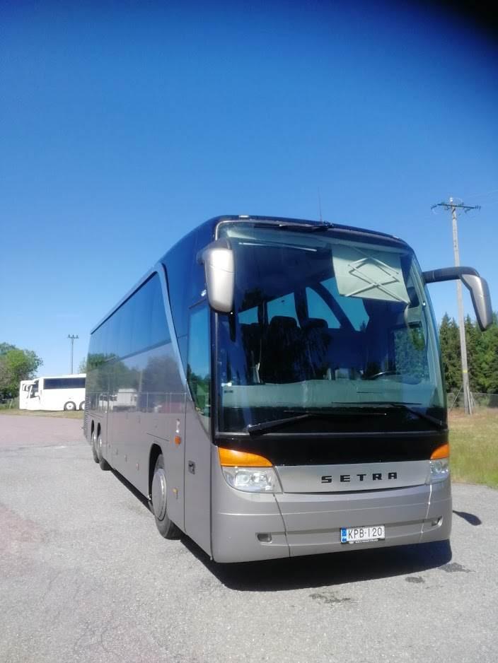 Setra S 416 HDH, Coaches, Vehicles