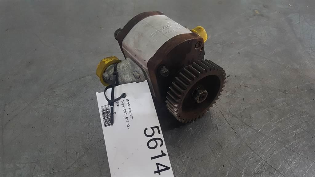 Rexroth 0510615333 - Ahlmann AZ14 - 4109610A -  Gearpump