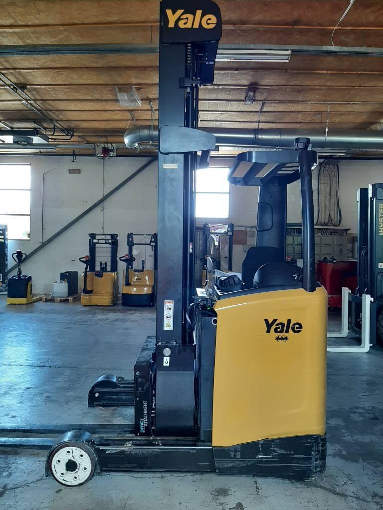 Yale MR16, Työntömastotrukit, Materiaalinkäsittely