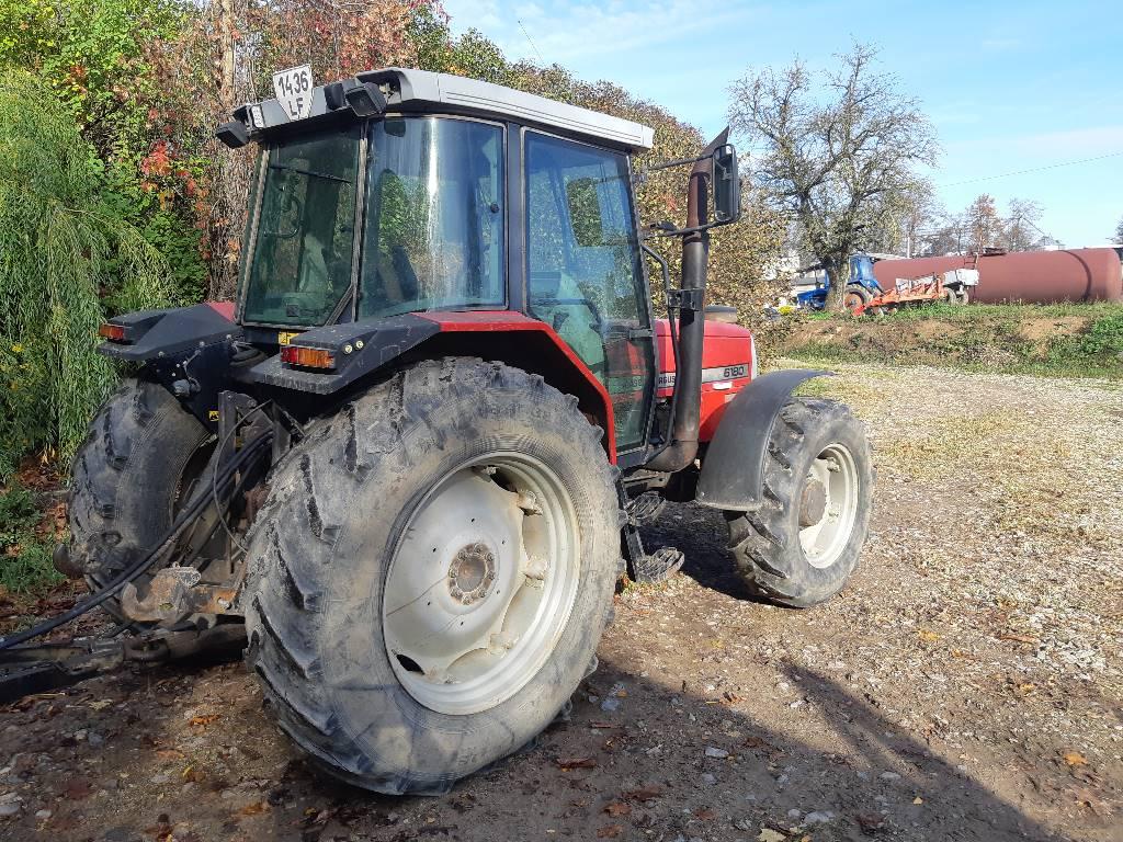 Massey Ferguson 6180, Tractors, Agriculture