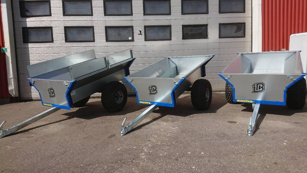 Iron Baltic ATV-vagn, Tillbehör, Lantbruk