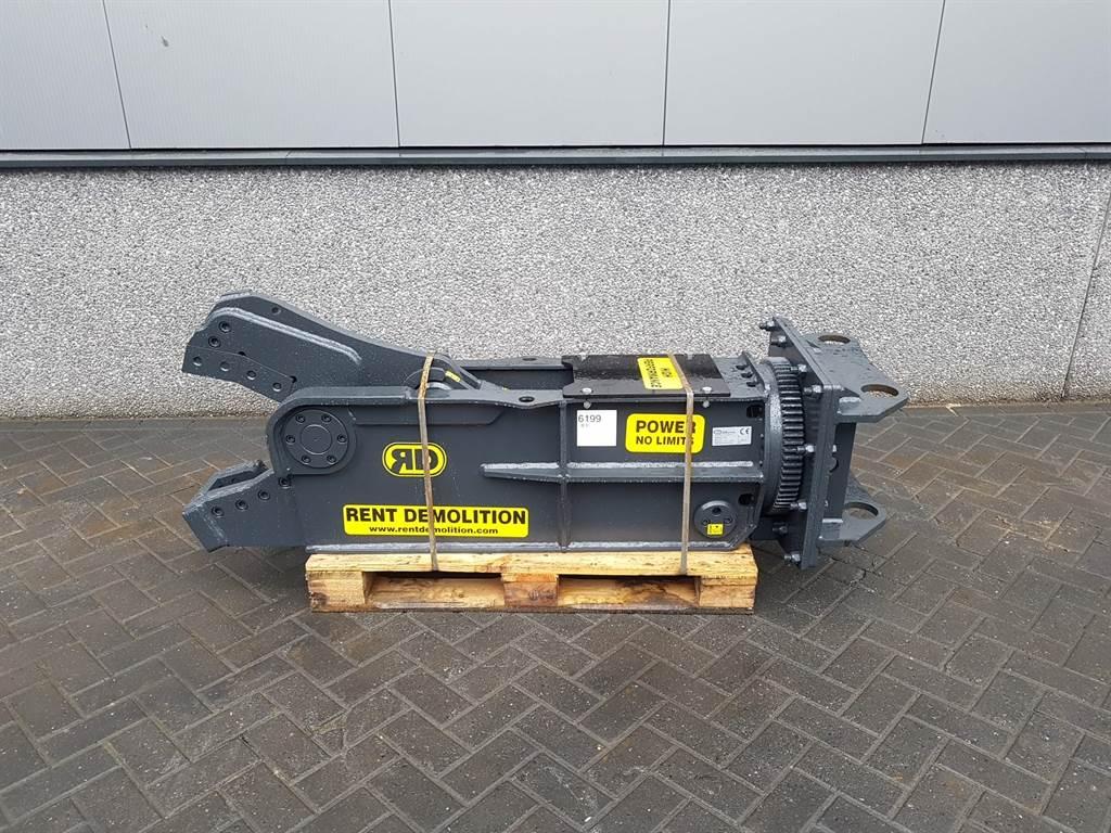 Rent Demolition RS6 - Scrap shear/Schrottschere/Schrootschaar