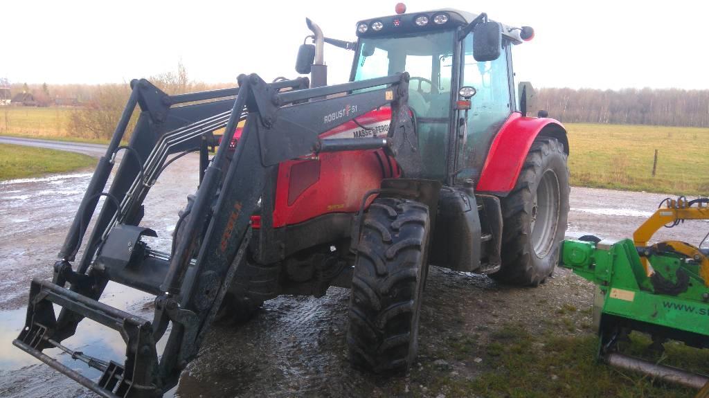 Massey Ferguson 6475, Traktorid, Põllumajandus