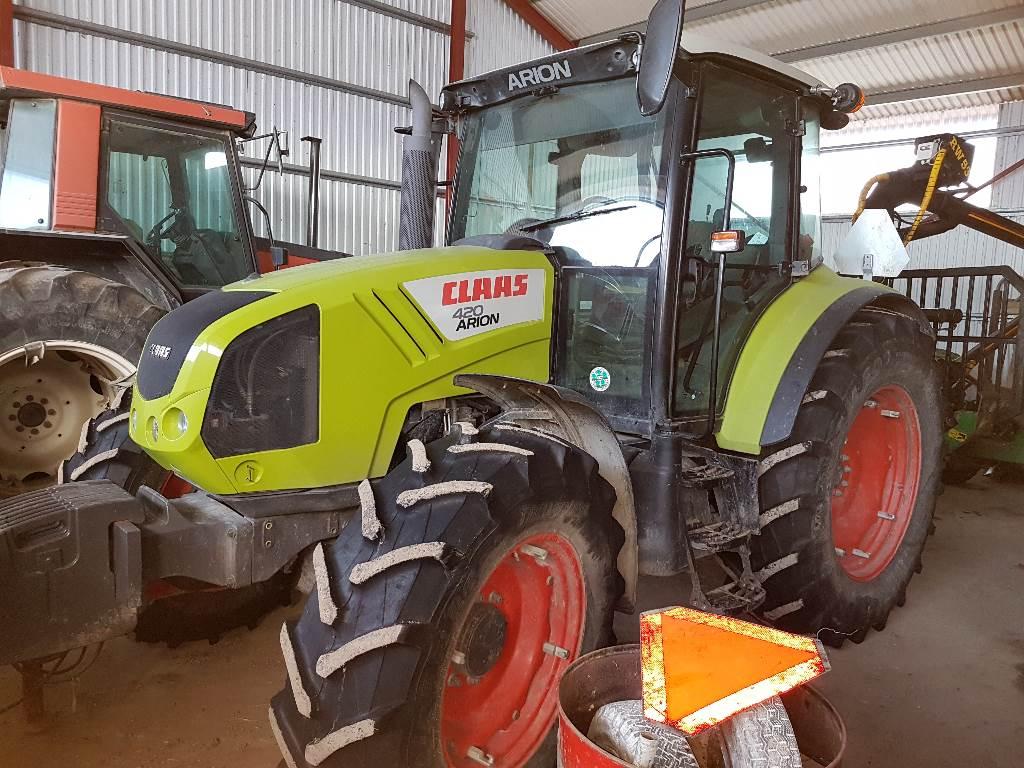 CLAAS Arion 430, Traktorer, Lantbruk