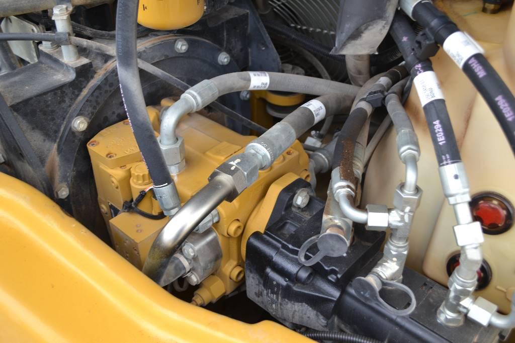 Caterpillar 906 H, Radlader, Baumaschinen