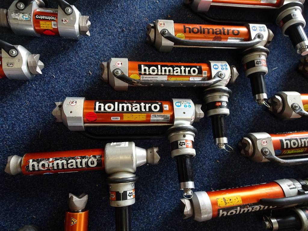 [Other] Holmatro Rescue Equipment, Fire trucks, Transportation