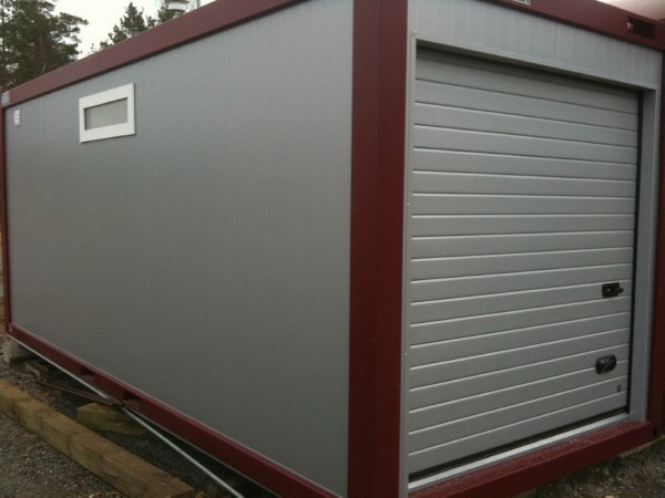 [Other] Ryterna  Garagemodul 20 fot, Förrådscontainers, Transportfordon