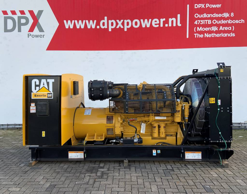 Caterpillar 800F - 3412 - Generator - DPX-12332, Diesel generatoren, Bouw