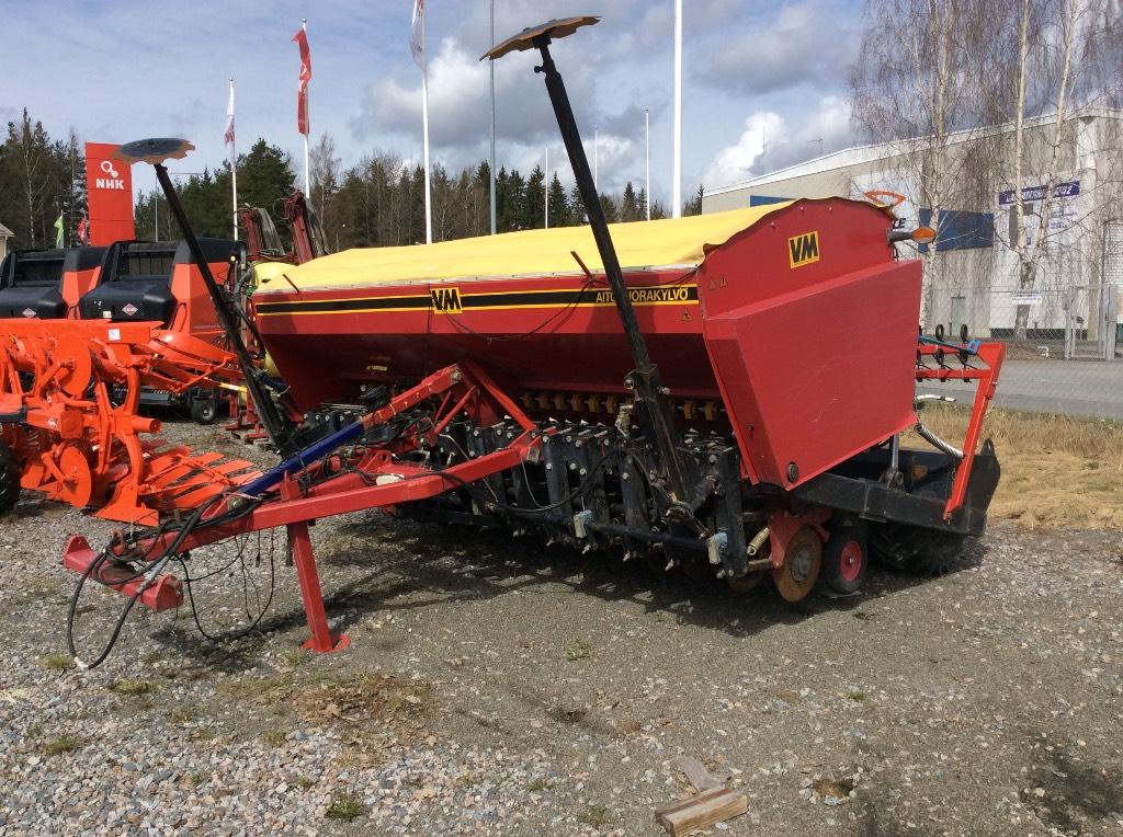VM SK 400, Kylvölannoittimet, Maatalous