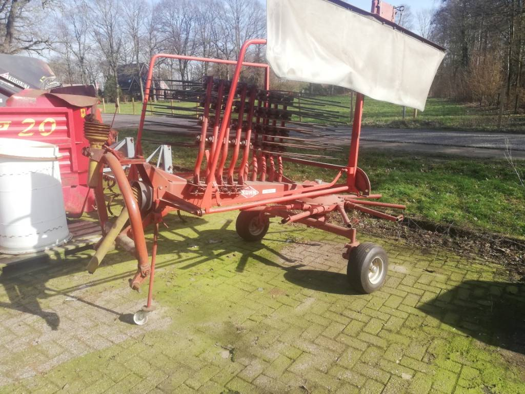 Kuhn 4101, Swathers \ Windrowers, Agriculture