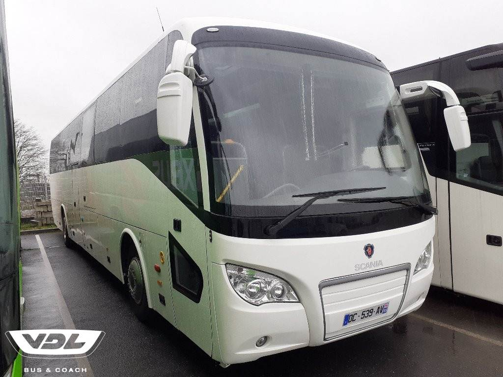 Scania Higer A30, Coaches, Vehicles