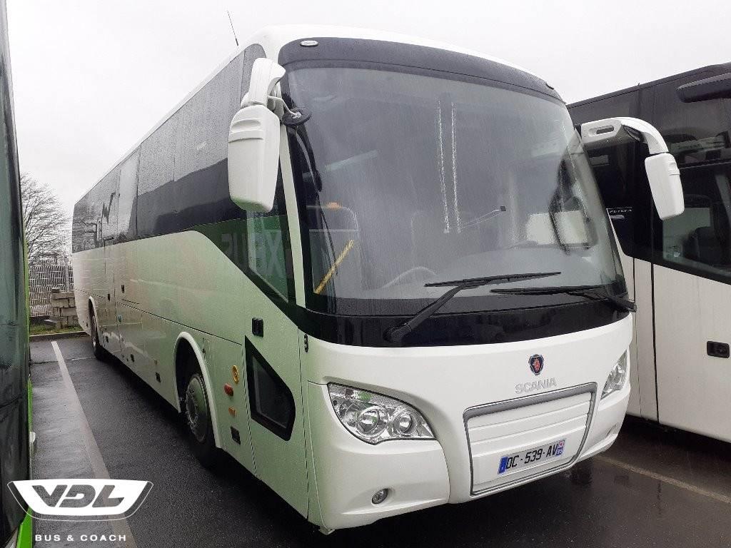 Scania Higer A30, Туристические автобусы, Транспортные средства