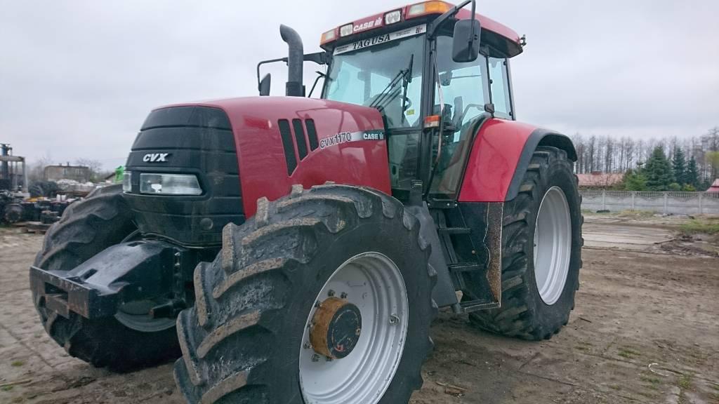 Case IH CVX 1170, Traktory, Maszyny rolnicze