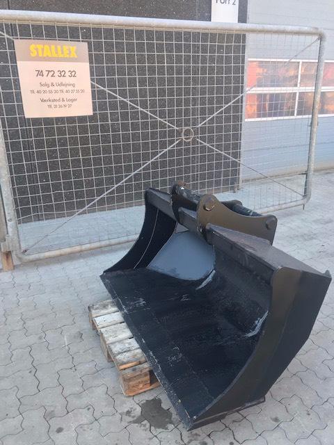 [Other] PLANERSKOVL/DITCH BUCKET/GRABENRÄUMLÖFFEL 460 kg, Skovle, Entreprenør