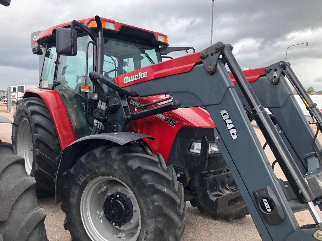 Case IH JXU 115, Traktorer, Lantbruk