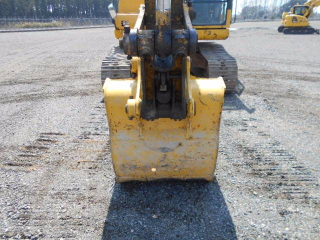 Komatsu PC200-8N1, Crawler excavators, Construction