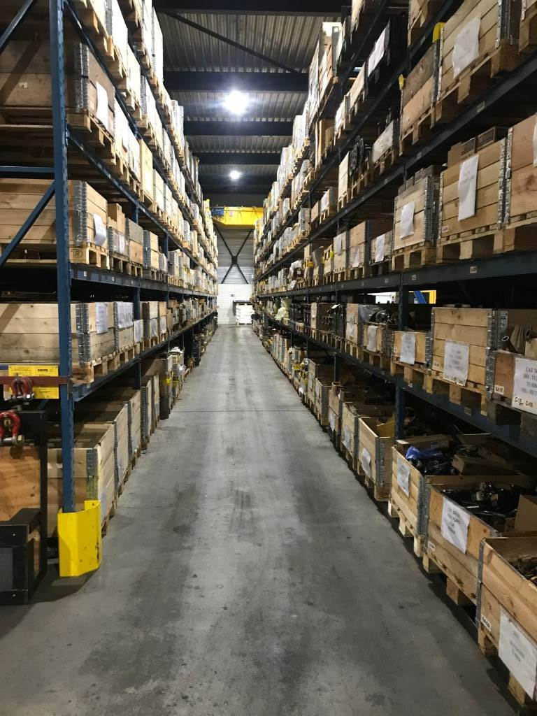 Caterpillar Used Parts 3406/3408/3512/3516, Spares, Transportation
