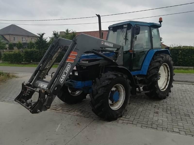 Ford 7840, Tractoren, Landbouw