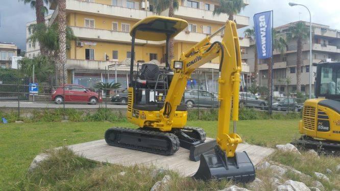 Komatsu PC18MR-2, Mini excavators, Construction Equipment