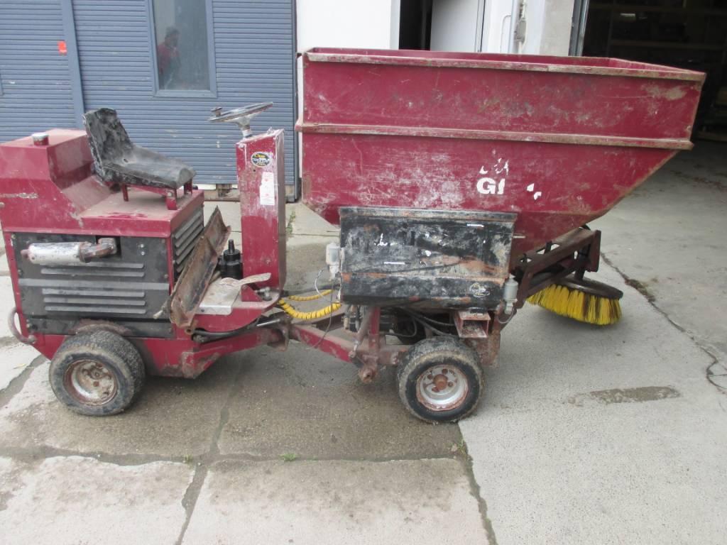 CleanGirl Strømaskine, Andre staldmaskiner, Landbrug