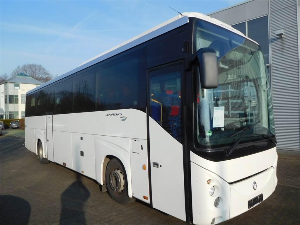 Irisbus Evadys HD, Туристические автобусы, Транспортные средства