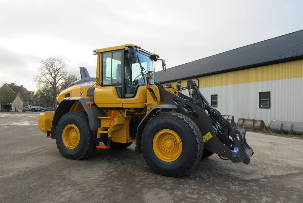 Volvo L90H lastmaskin, all utr, lock up, Hjullastare, Entreprenad