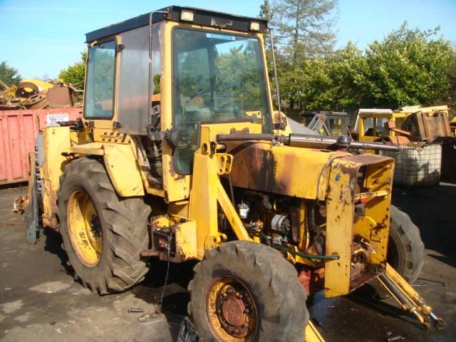 Massey Ferguson 50HX dismantling only - Backhoe loaders