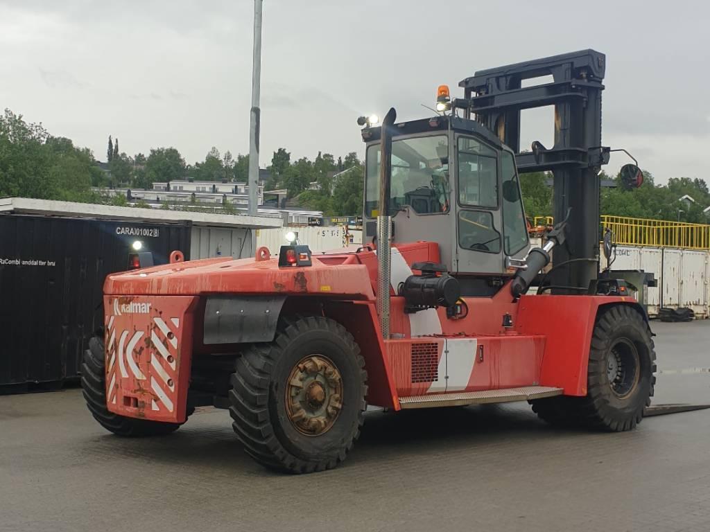 Kalmar DCF330-12LB, Diesel trucks, Material Handling