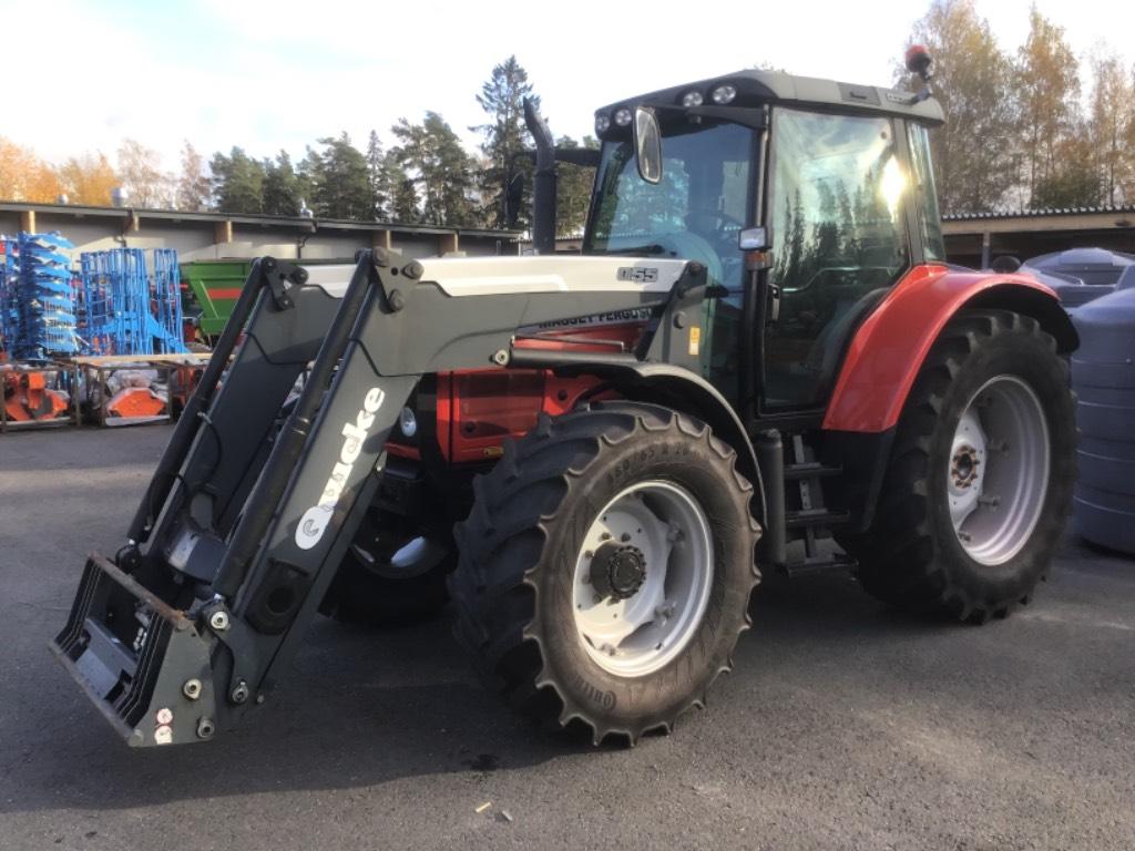 Massey Ferguson 6460, Traktorit, Maatalous
