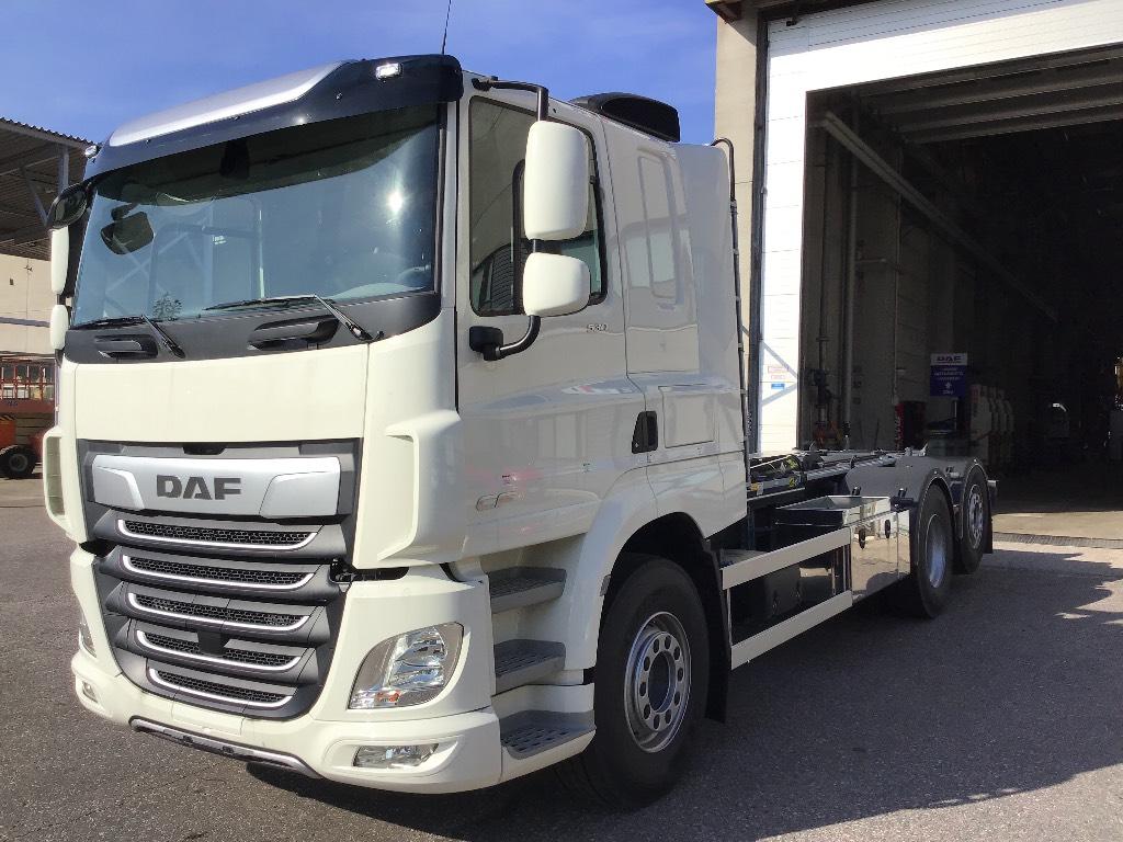 DAF CF 530 FAN *1860€ / kk*, Tow Trucks / Wreckers, Trucks and Trailers