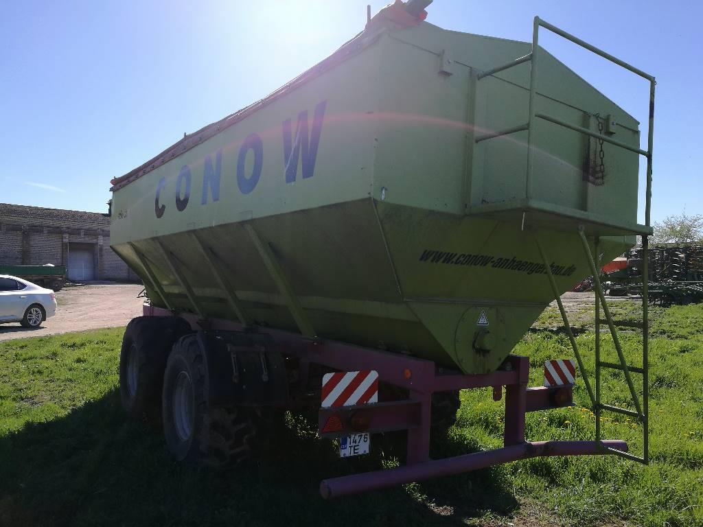 Conow TÜW 22, Viljavankrid, Põllumajandus