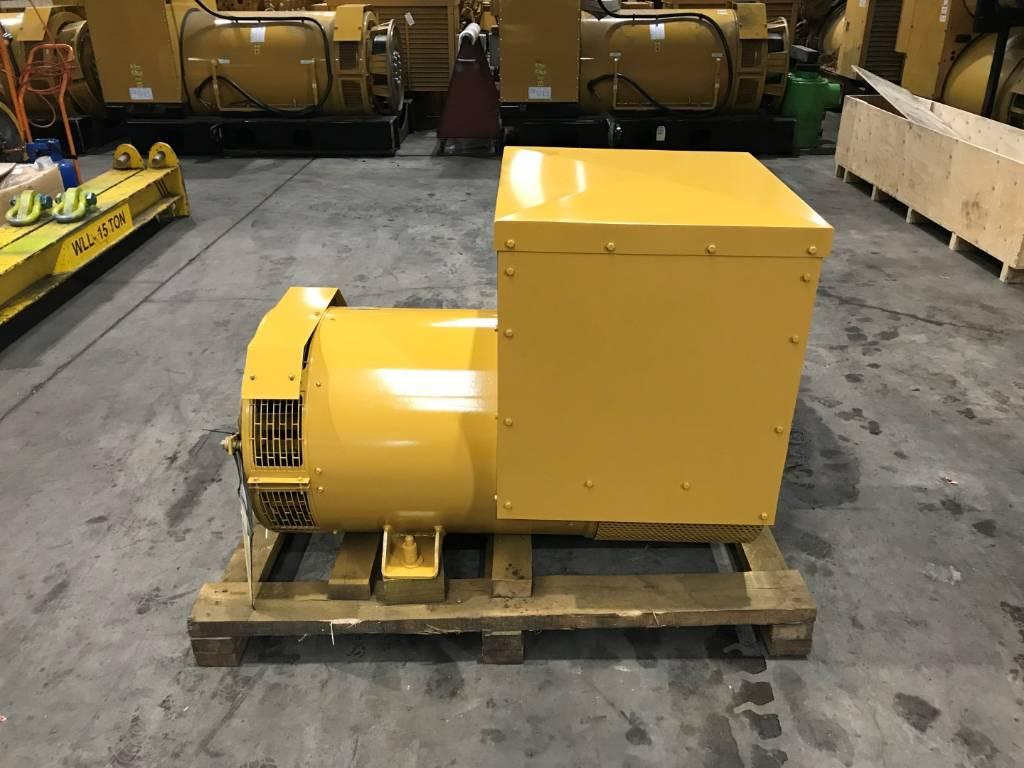Caterpillar SR4 Gen End - 400 kVa - Arr.144-0566, Generator Ends, Construction