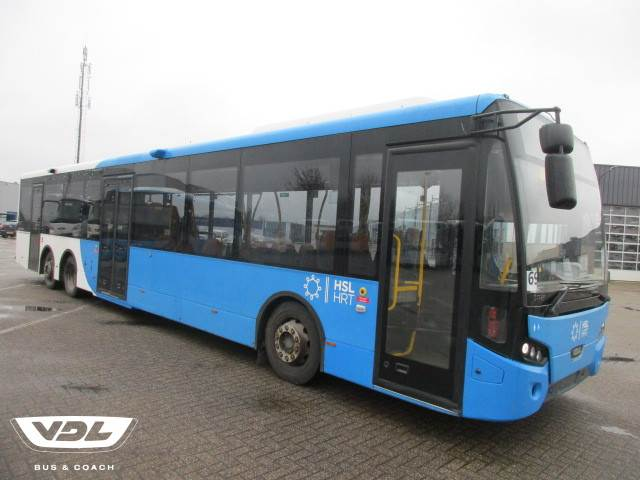 VDL Citea XLE-145/310, Stadtbusse, Fahrzeuge