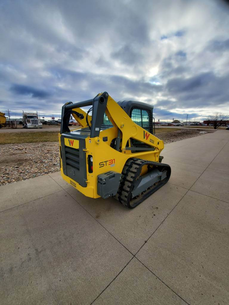 Wacker Neuson ST31, Crawler Loaders, Products