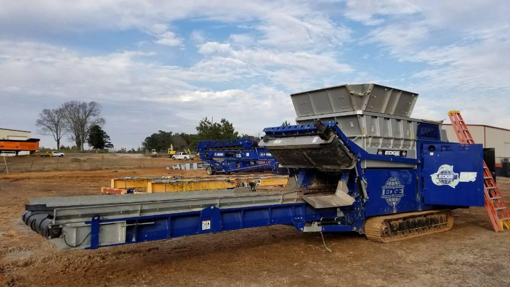Edge SLAYER XL, Waste Shredders, Construction Equipment