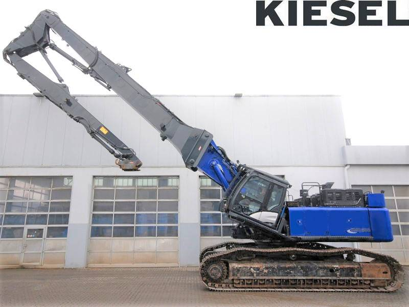 Hitachi KMC600-6, Demolition, Construction Equipment