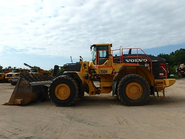 Volvo L350H, Wheel Loaders, Construction Equipment
