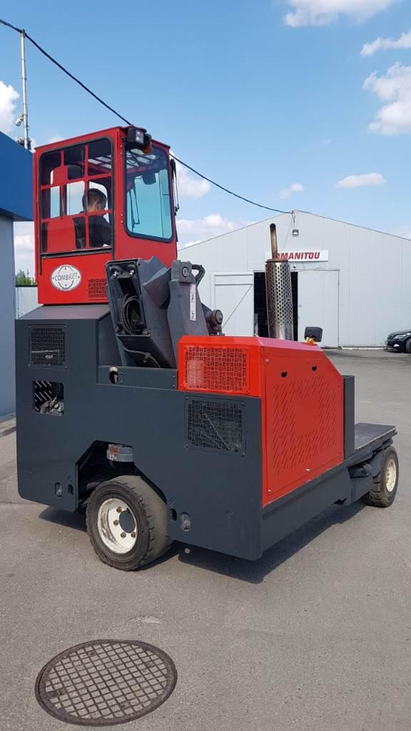 Combilift C5000 LT, Wózki LPG, Magazynowanie