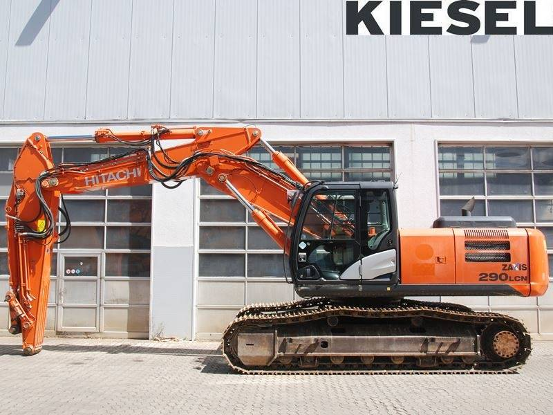 Hitachi ZX 290 LC N-5, Crawler Excavators, Construction Equipment