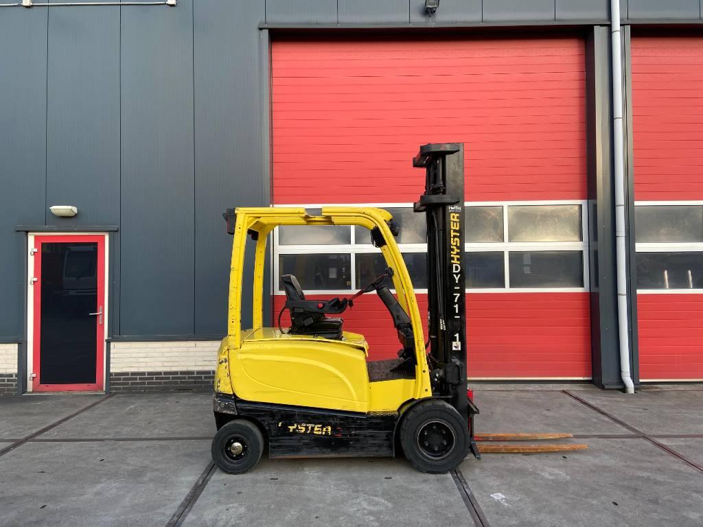 Hyster J2.5XN 2500kg Heftruck 2.5 Elektrisch, Elektrische heftrucks, Laden en lossen