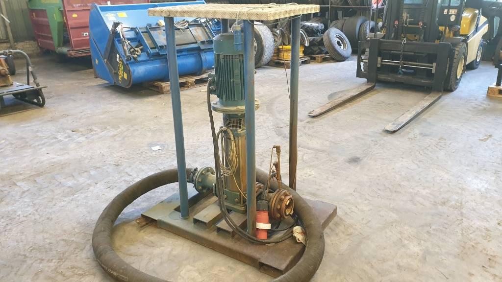Other Calpeda beregeningspomp, Irrigation pumps, Agriculture