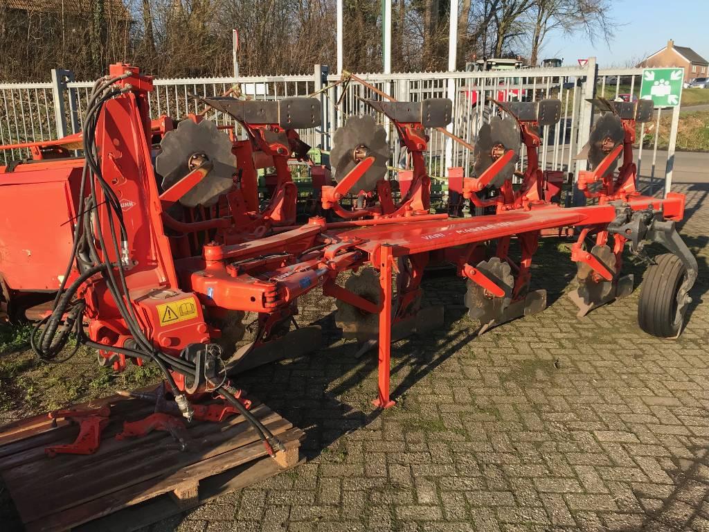Kuhn Vari-Master 122, Wentelploegen, All Used Machines