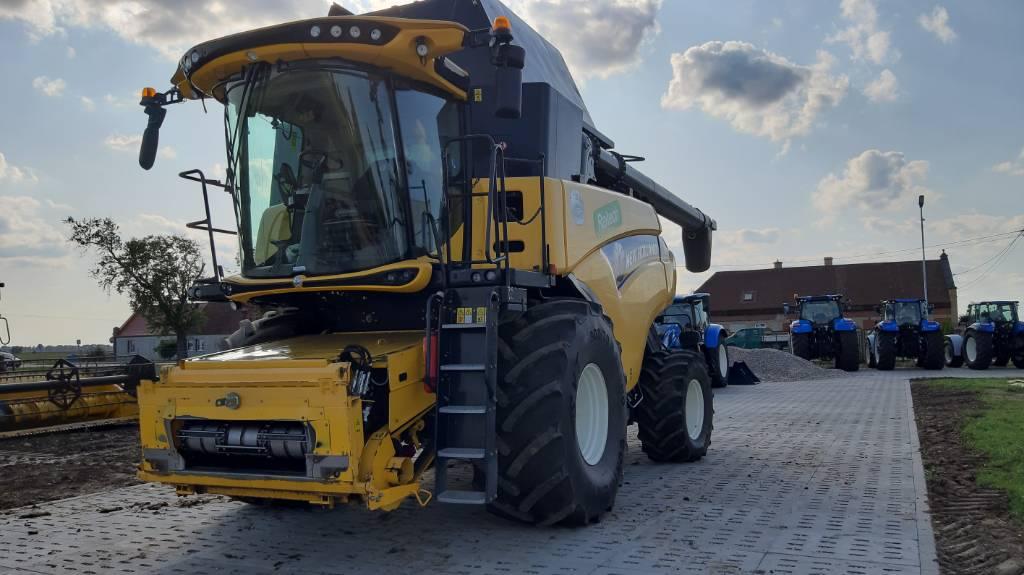 New Holland CR 9.80, Kombajny zbożowe, Maszyny rolnicze