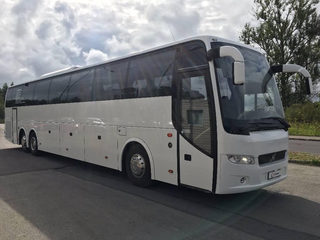 Volvo 9700H B13R, Kaugsõidubussid, Transport