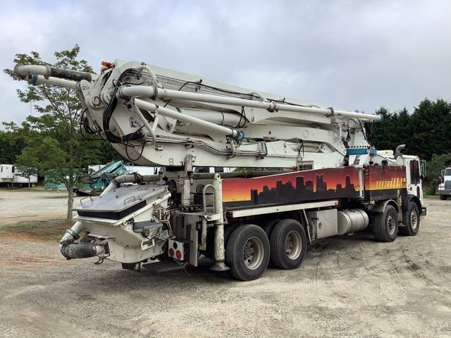 Putzmeister BSF 47Z.20H, Boom Pumps, Construction Equipment