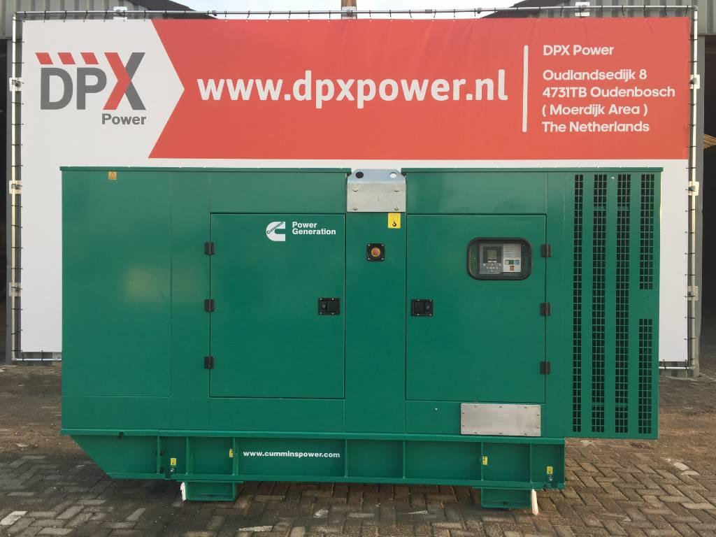 Cummins C170 D5 - 170 kVA Generator - DPX-18511, Diesel generatoren, Bouw