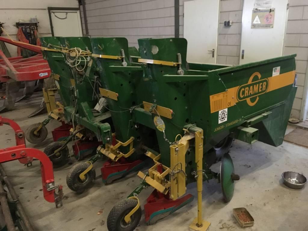 Cramer Junior Standard-H, Aardappelplanters, Landbouw